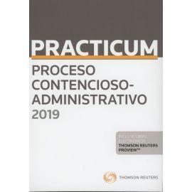 Prácticum Proceso Contencioso-Administrativo 2019