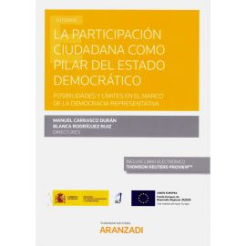 La participación ciudadana como pilar del estado democrático
