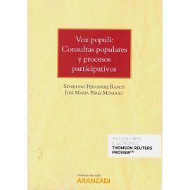 Vox populi: consultas populares y procesos participativos