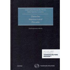 Derecho internacional privado 2020