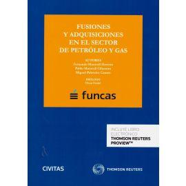Fusiones y adquisiciones en el sector de petróleo y gas -funcas-