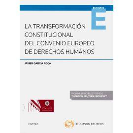 Transformación constitucional del Convenio Europeo de Derechos Humanos