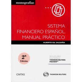 Sistema financiero español 2020 Manual práctico