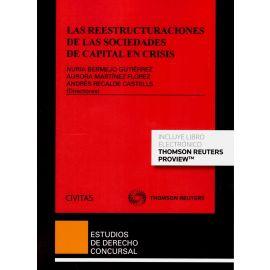 Reestructuraciones de las sociedades de capital en crisis