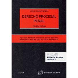 Derecho procesal penal 2020