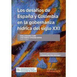 Desafíos de España y Colombia en la goberzanza hídrica en el siglo XXI