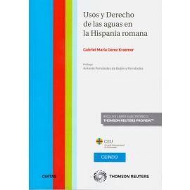 Usos y derecho de las aguas en la Hispania romana