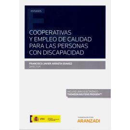 Cooperativas y empleo de calidad para las personas con discapacidad