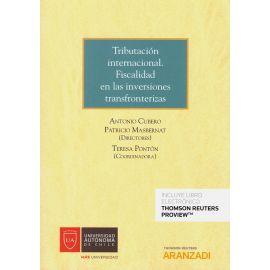 Tributación internacional. Fiscalidad en las inversiones transfronterizas