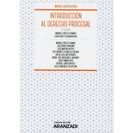 Introducción al derecho procesal 2019