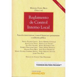 Reglamento de Control Interno Local 2019