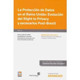 Protección de Datos en el Reino Unido: Evolución del Richt Privacy y Escenarios del Post-Brexit