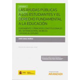 Ayudas Públicas a los Estudiantes y el Derecho Fundamental                                           a la Educación
