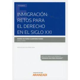 Inmigración: retos para el derecho en el siglo XXI
