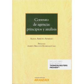 Contrato de Agencia: principios y análisis