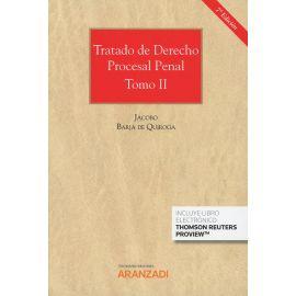 Tratado de derecho procesal penal, 2 Vols. 2019.