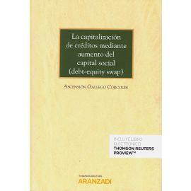 Capitalización de Créditos Mediante Aumento del Capital Social (DEBT-EQUITY SWAP)