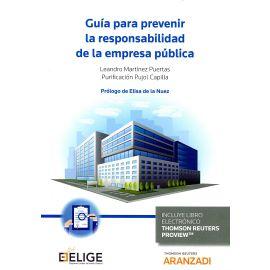 Guía para prevenir la responsabilidad de la empresa pública