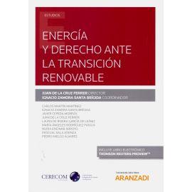Energía y derecho ante la transición renovable