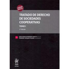 Tratado de Derecho de Sociedades Cooperativas 2019. 2 Tomos