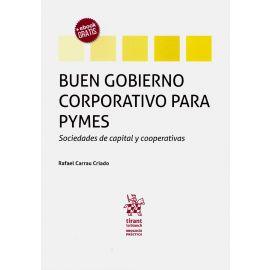 Buen gobierno corporativo para pymes. Sociedades de capital y cooperativas