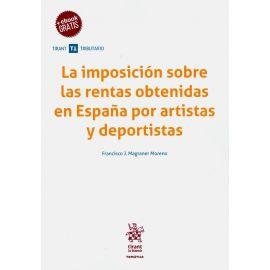 Imposición sobre las rentas obtenidas en España por artistas y deportistas