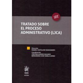 Tratado sobre el proceso administrativo (LJCA)