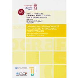 Empresas transnacionales en el Derecho Internacional Contemporáneo