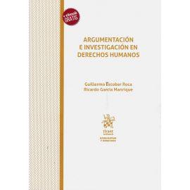 Argumentación e investigación en derechos humanos