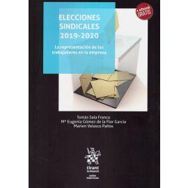 Elecciones sindicales 2019-2020. La representación de los trabajadores en la empresa