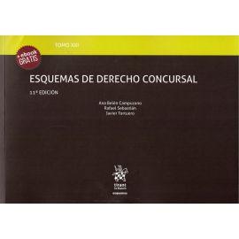 Esquemas de Derecho Concursal Tomo XXI, 2019