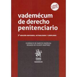 Vademécum de derecho penitenciario
