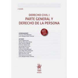 Derecho Civil I. Parte General y Derecho de la Persona 2019