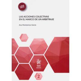 Las acciones colectivas en el marco de un arbitraje