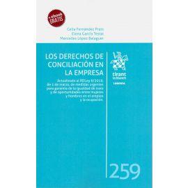 Los derechos de conciliación en la empresa