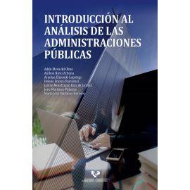 Introducción al análisis de las administraciones públicas