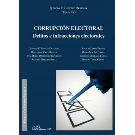 Corrupción electoral. Delitos e infracciones electorales