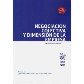 Negociación colectiva y dimensión de la Empresa
