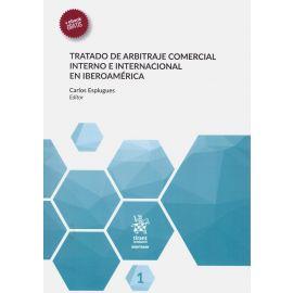 Tratado de Arbitraje Comercial Interno e Internacional en Iberoamérica