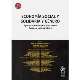 Economía social y solidaria y género. Aportes transdiciplinarios desde Europa y Latinoamérica