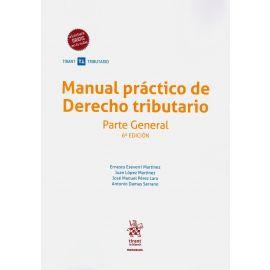 Manual práctico de Derecho Tributario. Parte General 2020