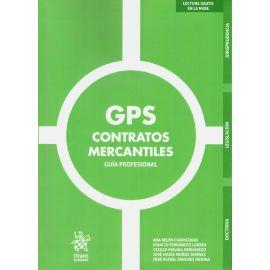 GPS Contratos Mercantiles. Guía profesional