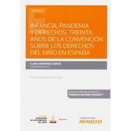 Infancia, pandemia y derechos: treinta años de la convención sobre los derechos del niño en España