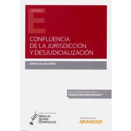 Confluencia de la jurisdicción y desjudicialización