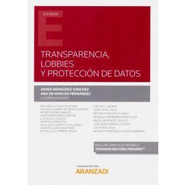 Transparencia, lobbies y protección de datos