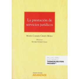 La prestación de servicios jurídicos