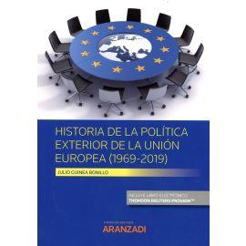 Historia de la política exterior de la Unión Europea (1969-2019)