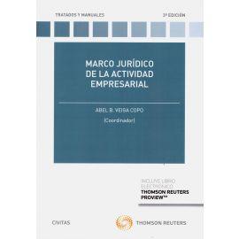 Marco Jurídico de la actividad Empresarial 2020