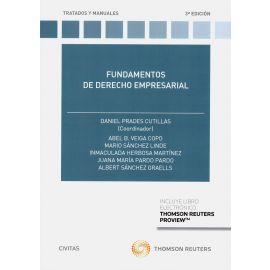 Fundamentos de derecho empresarial 2020