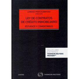 Ley de contratos de crédito inmobiliario. Estudios y comentarios